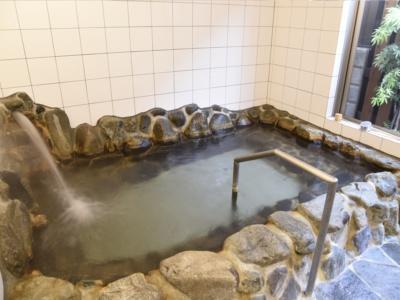 富士広旅館 お風呂