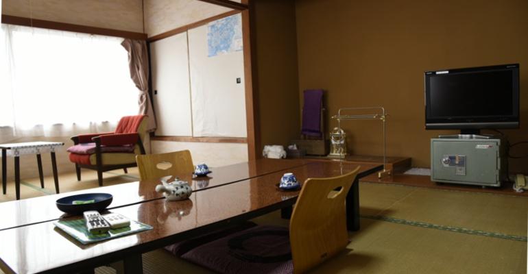 富士広旅館 お部屋