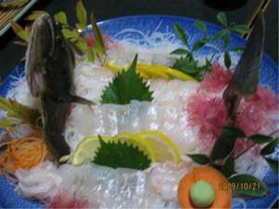 富士広旅館 お料理2