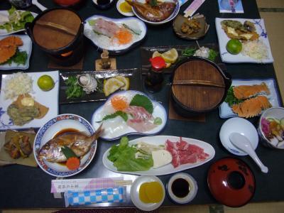富士広旅館 お料理